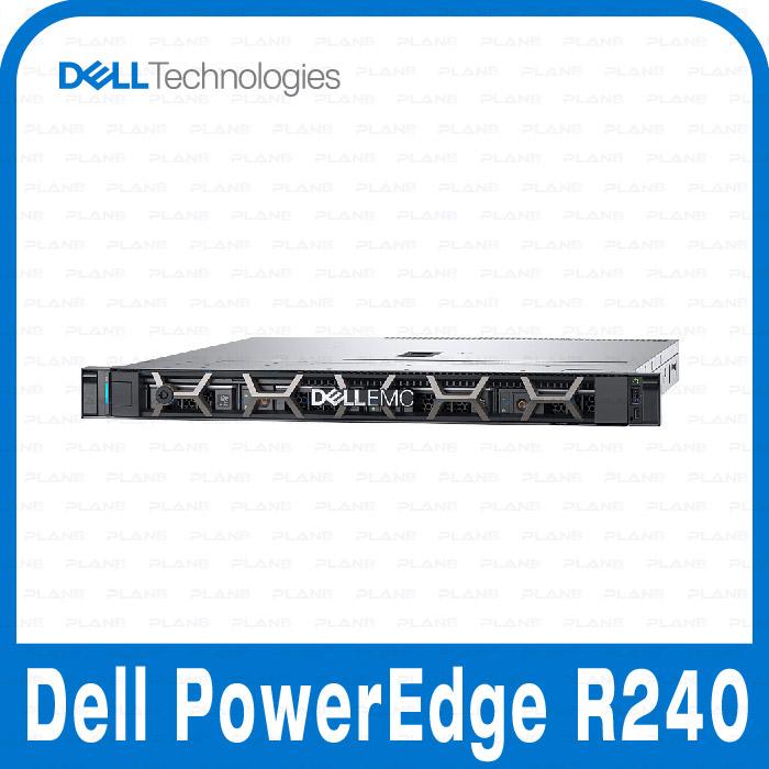 DELL PowerEdge R240 E-2224 16G/2Tx2/250W/3y BTO
