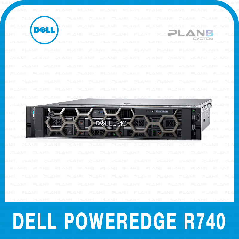 DELL PowerEdge R740 실버 4208 16G/8Tx2/750W BTO
