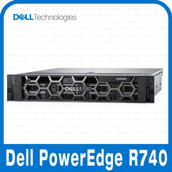 DELL EMC PowerEdge R740 S4214R 16G/12Tx2 BTO