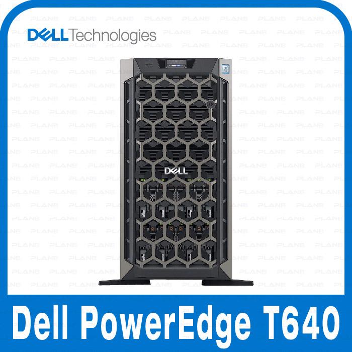 델 딥러닝서버 T640 4215R(2) 32G/480G/4T/RTX3090(2)