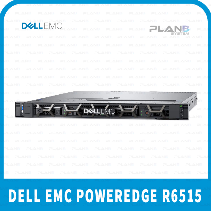 DELL PowerEdge R6515 랙 서버