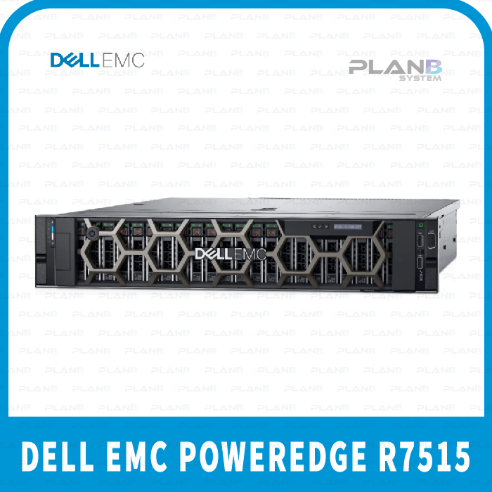 DELL PowerEdge R7515 랙 서버