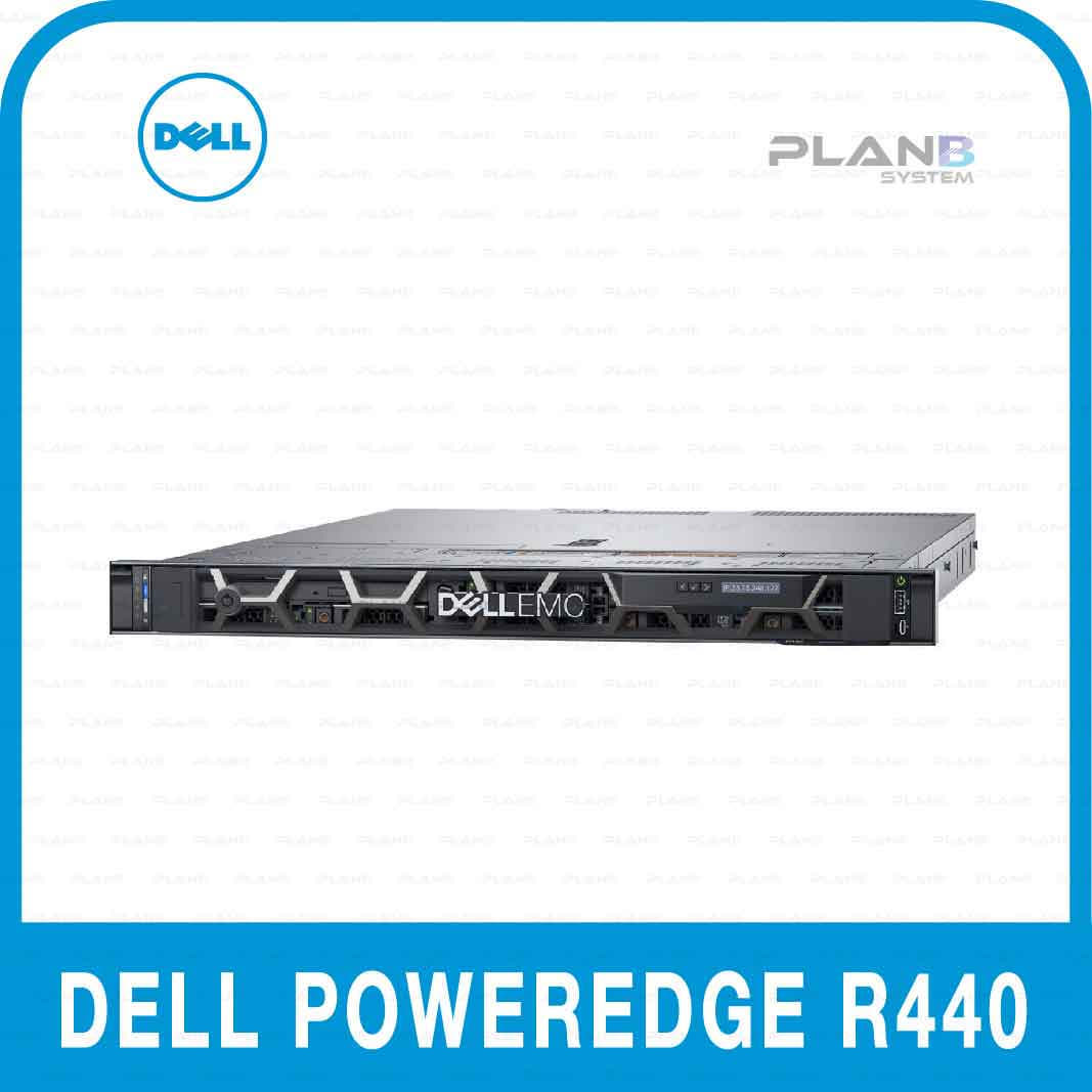 DELL PowerEdge R440 Gold 6240 3.5 32G/480Gx2/2Tx2/H730P/550W/3년 고급형