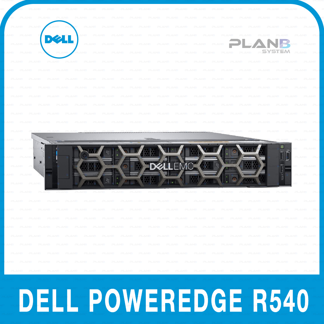 DELL PowerEdge R540 Gold 6209U 12LFF 32G/480Gx2/2Tx2/H730P/750W/3년 고급형
