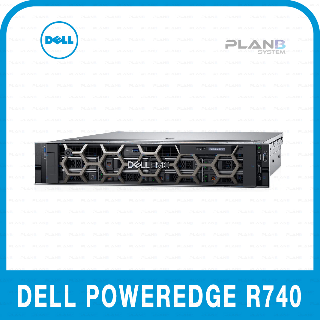 DELL PowerEdge R740 Platinum 8280 64G/240Gx2/2Tx3/H730P/750W/3년 고급형