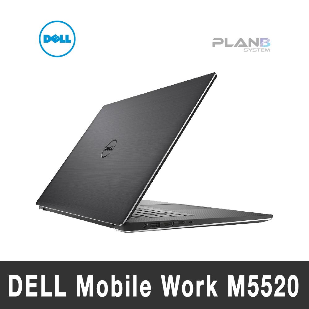DELL Precision 모바일 워크스테이션 M5520 M5520-7201