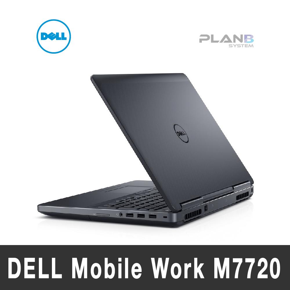 DELL Precision 모바일 워크스테이션 M7720 M7720-E342