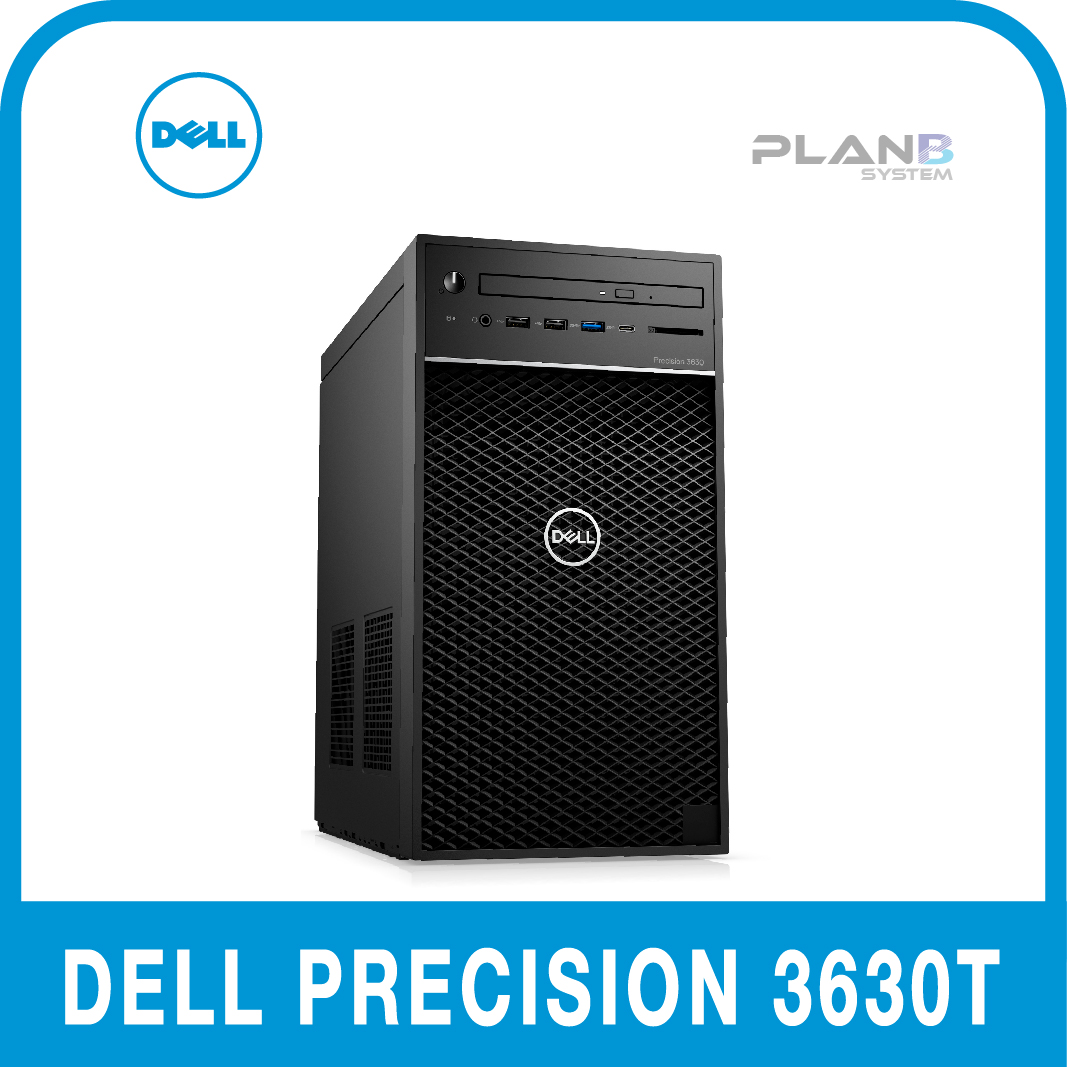 Dell Precision 3630T E-2186G 32G/512G/2T/P2000/Win10P 최고급형