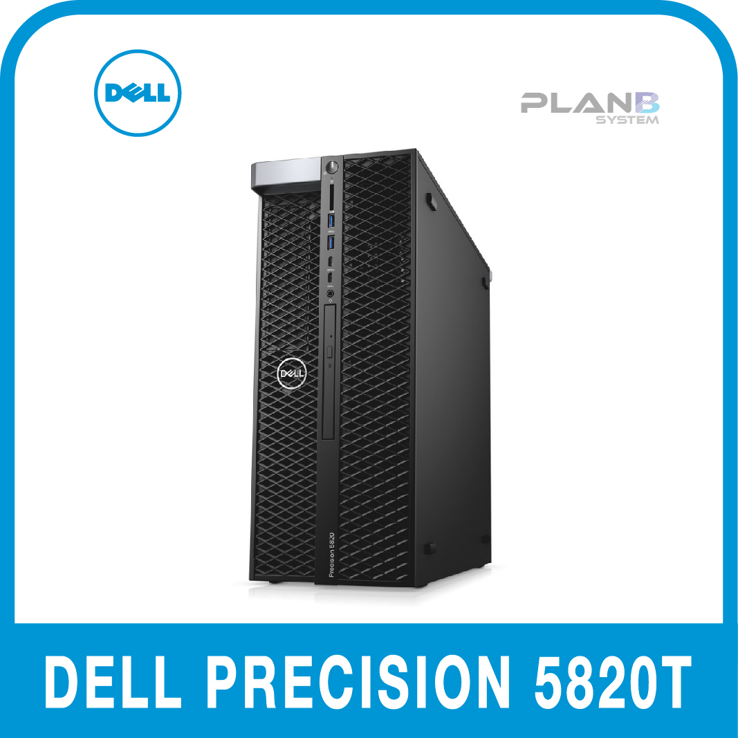 Dell Precision 5820T i9-7920X 32G/512G/2T/P2000/Win10P 최고급형